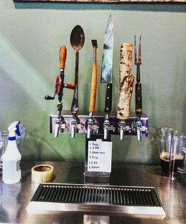 Edson, Canada: Bench Creek Brewing