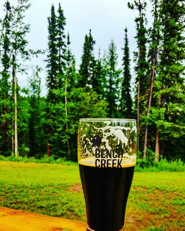 Edson, Canadá: Bench Creek Brewing