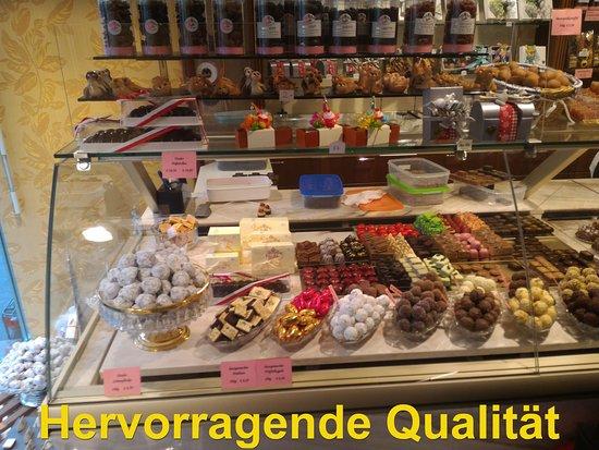 Konditorei - Cafe Valier : Hervorragende Qualität
