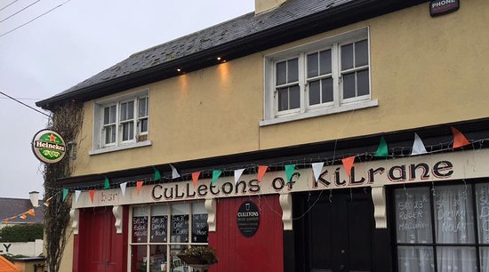Kilrane, Irland: A view from outside