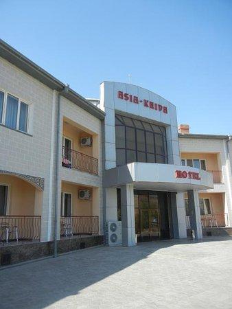 Hotel Asia Khiva: Asia Khiva