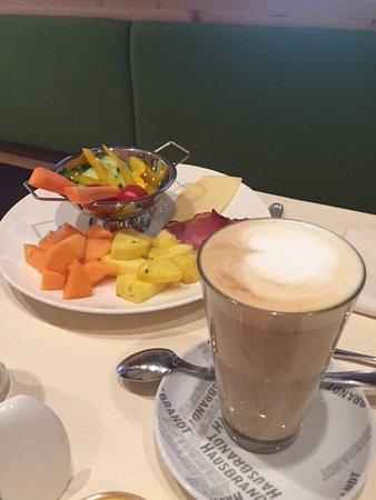 Hotel Monika: Frühstück