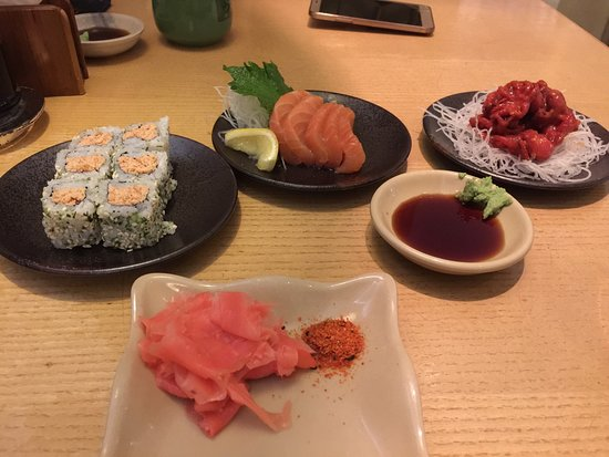One of the Worst Sushi Tei Restaurant in Jakarta
