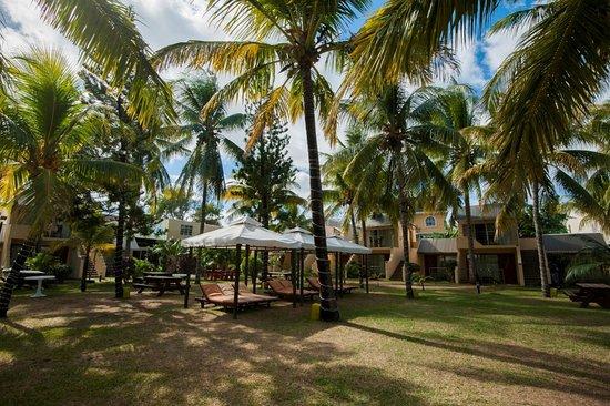Manisa Hotel: Garden