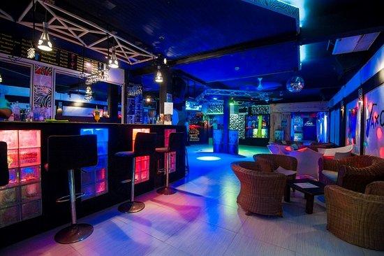 Manisa Hotel: Lounge / Pub