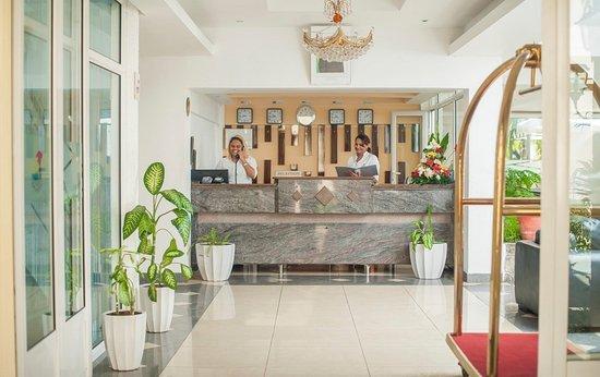 Manisa Hotel: Reception