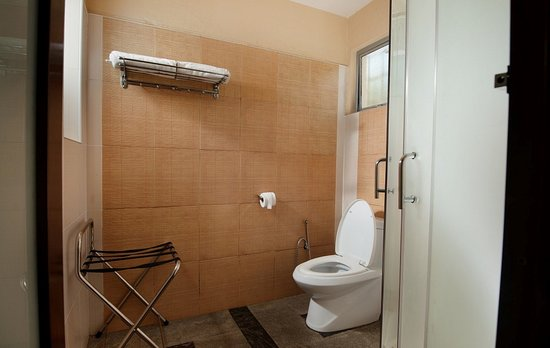 Manisa Hotel: Bathroom