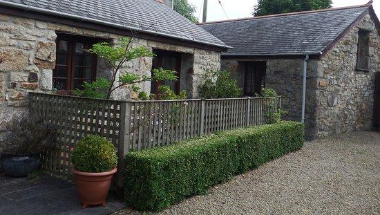 Carnhell Green, UK: The Barn