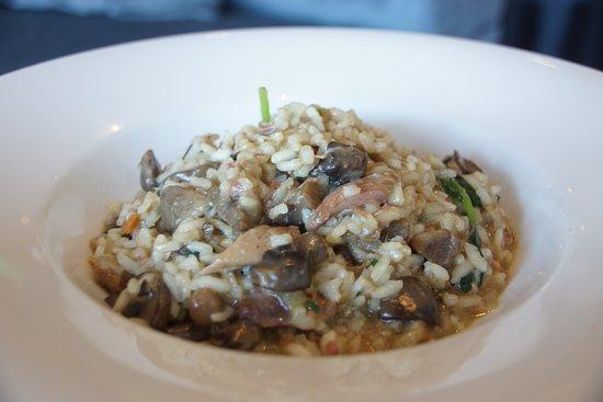 Di Palmas's Restaurant & Bar: Duck Risotto goodness