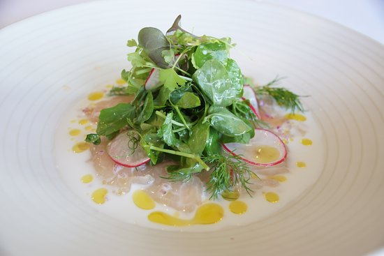 Di Palmas's Restaurant & Bar: Kingfish