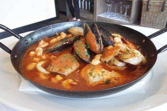 Di Palmas's Restaurant & Bar: Our famous stew