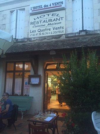 L'lle-Bouchard, Francja: Les Quatre Vents