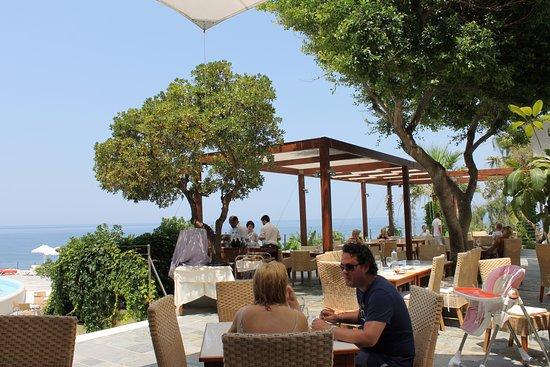 Panorama Hotel - Chania: Restauracja