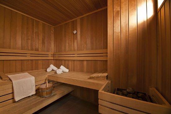 Sensation Sagrada Familia: Sauna