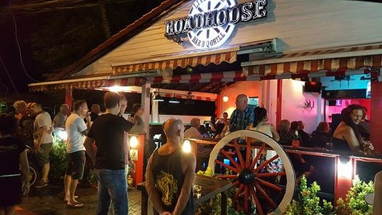 The New Roadhouse