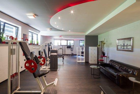 Bad Westernkotten, Germany: Fitnessstudio