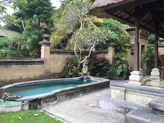 Pita Maha Resort and Spa: privater Pool