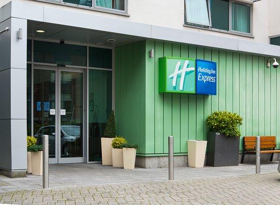 Holiday Inn Express Newcastle City Centre: Entrance