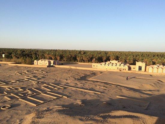 Kerma, Soudan : Deffufa