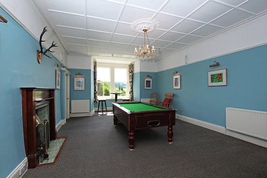 The Angel Inn: Angel Radcliffe Pool Table