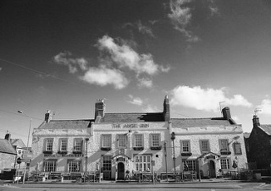 The Angel Inn: The Angel of Corbridge