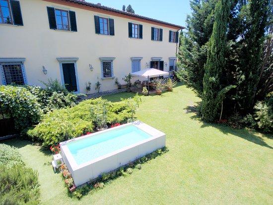 Villa Il Colle (Province of Florence, Italy - Bagno a Ripoli) - B&B ...