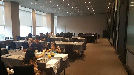Cheonan, Korea Selatan: 3층 banquet