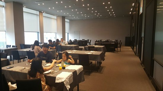 Cheonan, Coréia do Sul: 3층 banquet