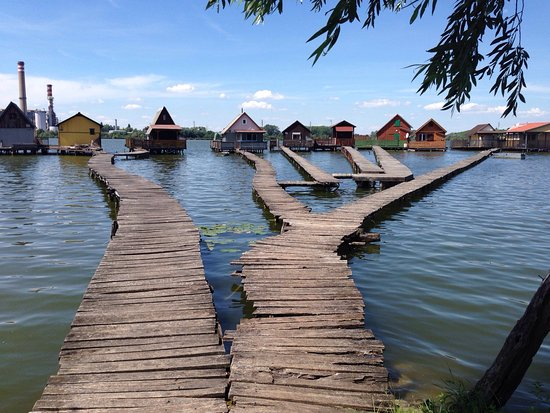 Bokod Floating Village