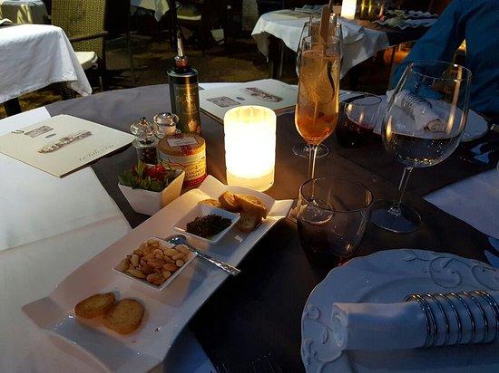 Restaurant La Table D Yvan Saint Remy De Provence