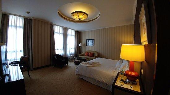 The Westin Valencia: habitación estándar