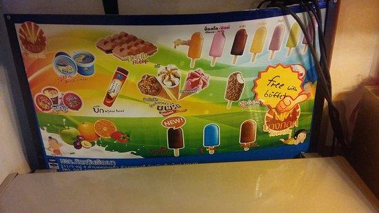 Auf der Au: Free Ice Cream for the kiddos