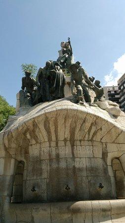 Monumento Al Doctor Andreu