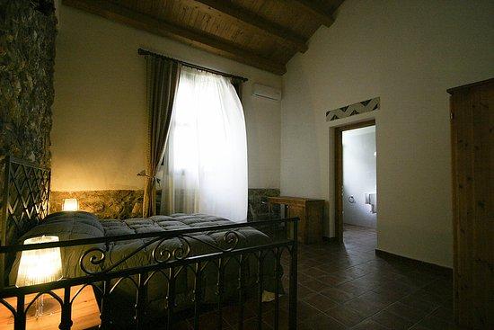 Antica Masseria Di Salvo: Stanza da letto