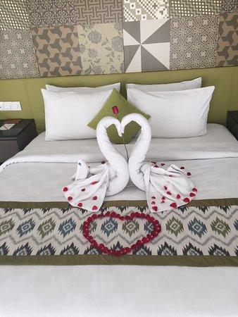 Amazing honeymoon