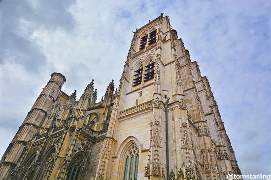 Saint Vulfran Collegiate Church