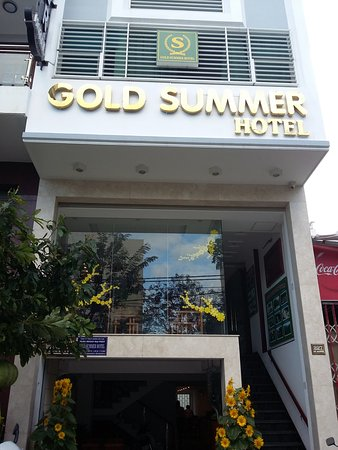 Outside of Gold Summer Hotel