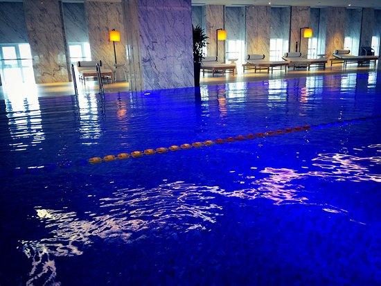 Jimo, Κίνα: 游泳池