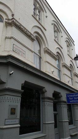 Portobello House: Seitenstraße