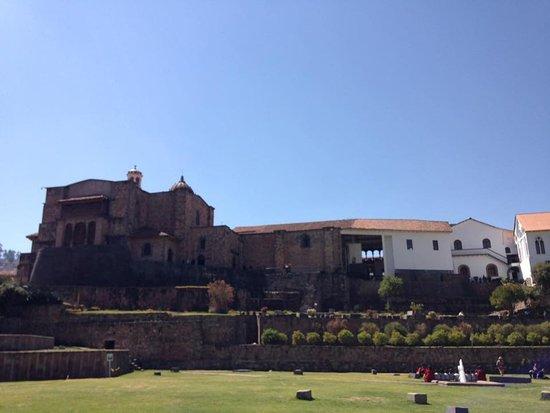 Hatun Wasi Hotel: Esta plazoletas es donde hay un museo arqueológico muy bueno. Queda a dos o tres cuadras del Hot