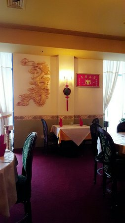 Roscommon, Irlanda: Ruby King's Chinese