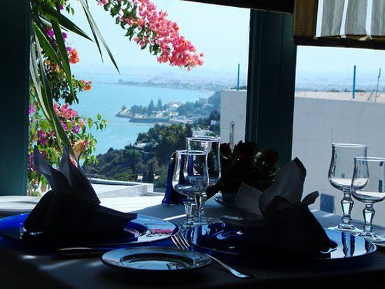 Restaurant  Au Bon Vieux Temps : Au Bon Vieux Temps Sidi Bou Saïd
