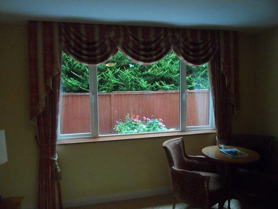 Ashlee Lodge: Vista do quarto