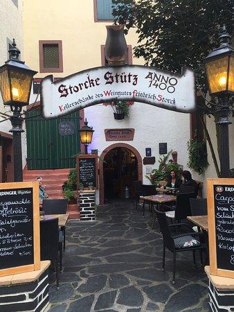 Storcke Stutz Kellerschanke
