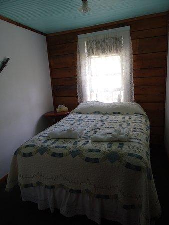 McCarthy, AK: photo prise du couloir
