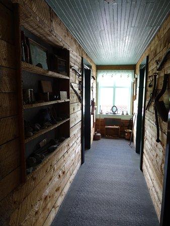 McCarthy, AK: couloir
