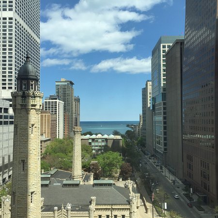 Park Hyatt Chicago: Lake View Room...