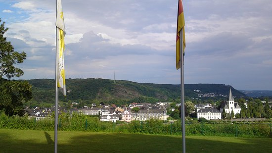 Ringhotel Haus Oberwinter: View from the hotel