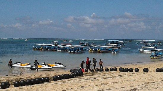 The Tanjung Benoa Beach Resort Bali Strand