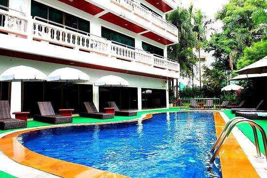 普吉島芭東海灘旅館照片